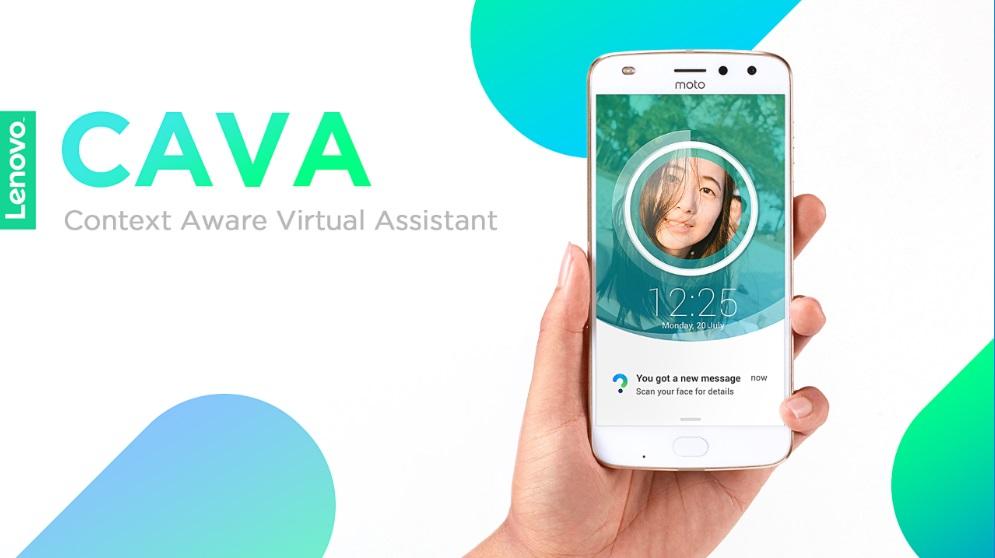 Lenovo показала необычные наработки по искусственному интеллекту Другие устройства  - lenovo_cava
