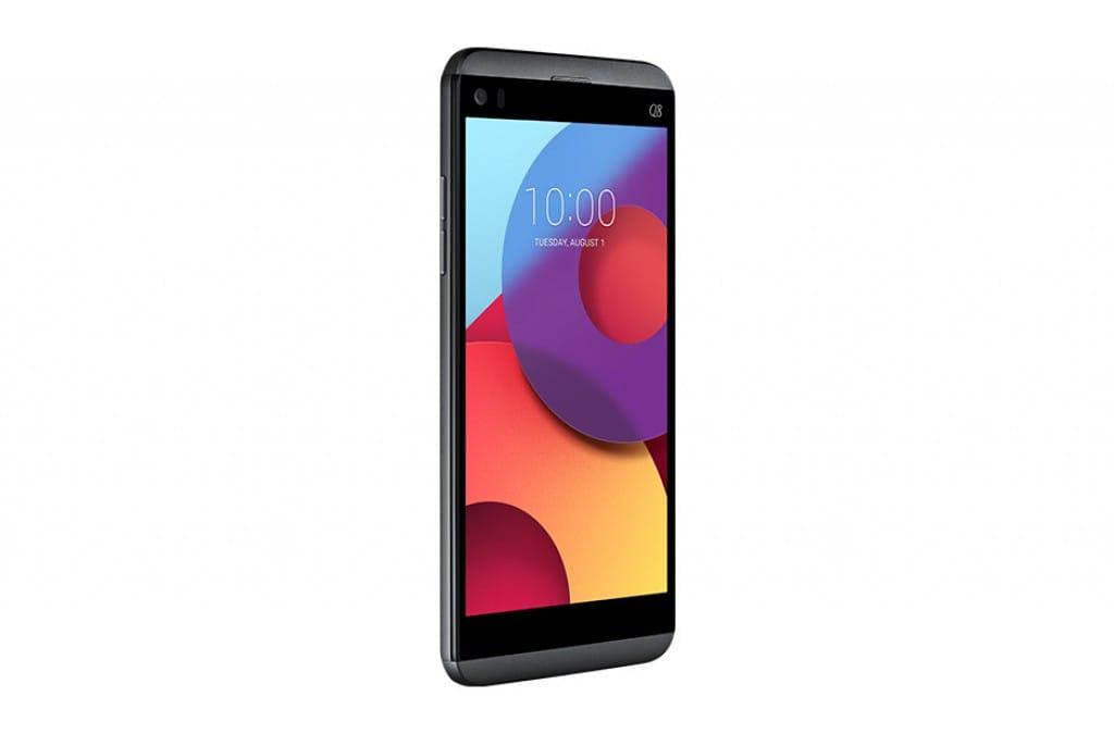 Анонс LG Q8 – новый смартфон, уменьшенная версия LG V20 LG  - lg-q8-lg-v20-1