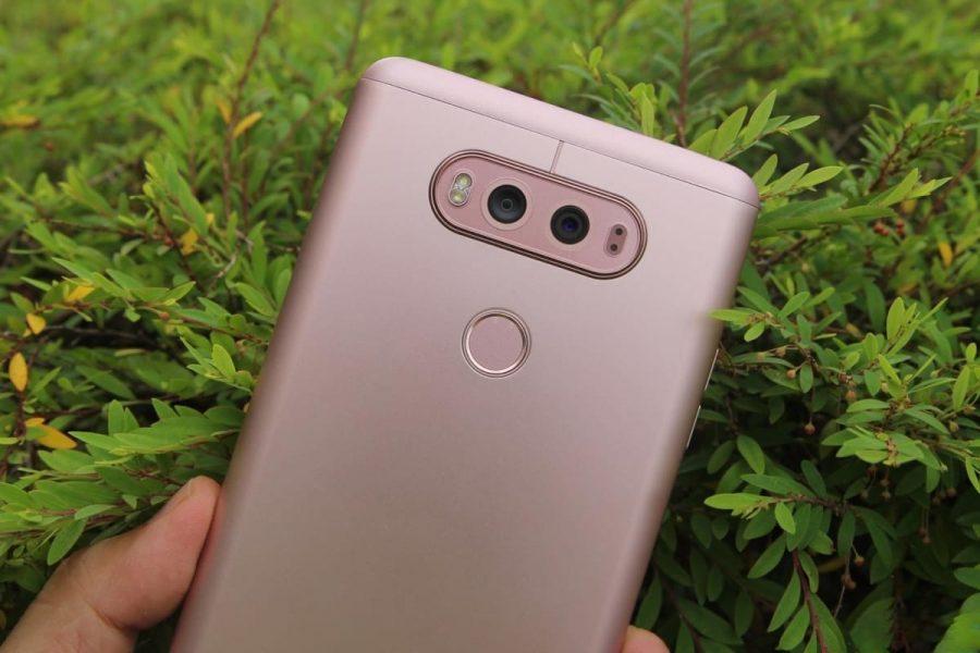 Анонс LG Q8 – новый смартфон, уменьшенная версия LG V20 LG  - lg-v20-review-0