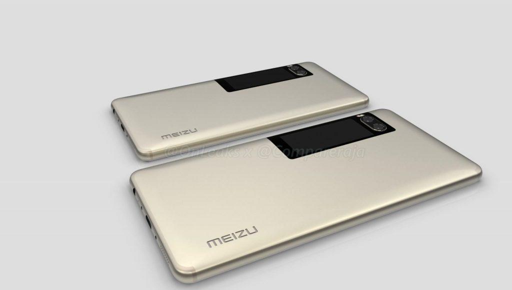 3D-рендер Meizu Pro 7 и новые волнующие подробности Meizu  - meizu_pro_7_onleaks_01