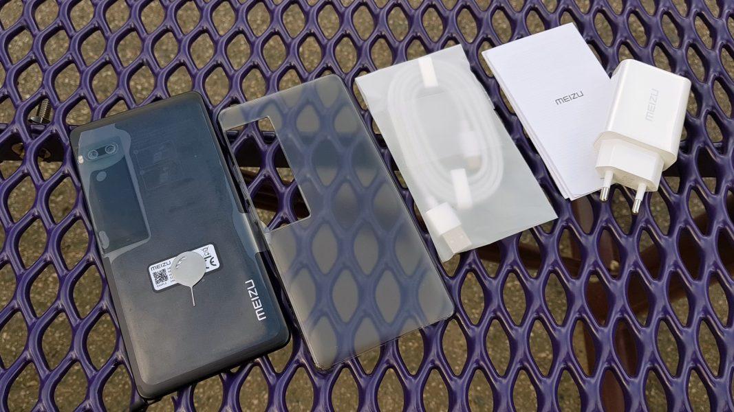 Живая распаковка потрясающего Meizu Pro 7 и Pro 7 Plus. Фото Meizu  - meizu_pro_7_plus_live_17