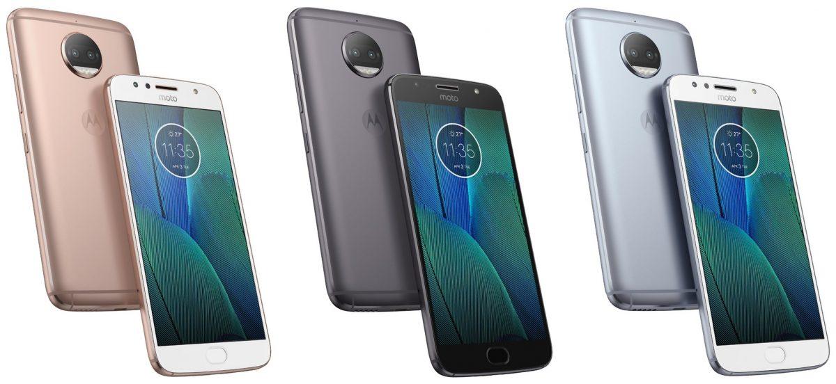 Свежие рендеры Motorola Moto G5S Plus (G5S) в трех цветовых вариантов Другие устройства  - moto_g5s_render