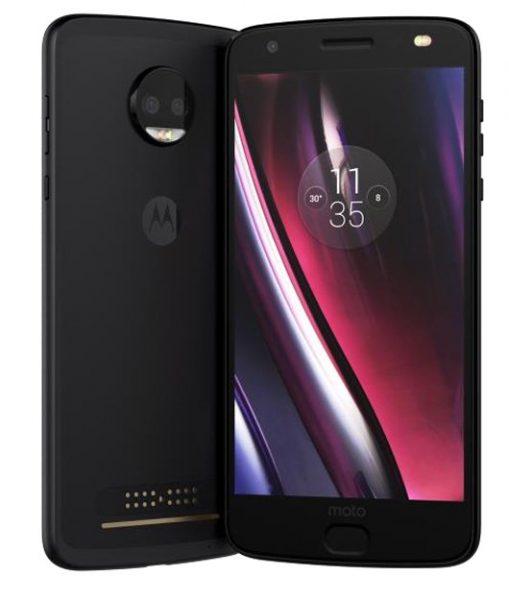 Новый рендер долгожданного Motorola Moto Z2 Force Другие устройства  - moto_z2_force_render_new