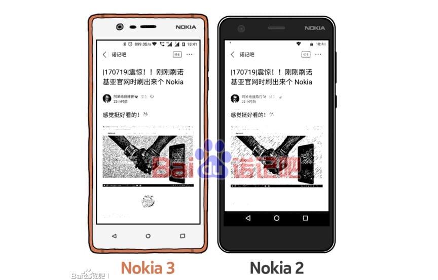 Самый дешевый смартфон Nokia 2 впервые на фото Другие устройства  - nokia-2
