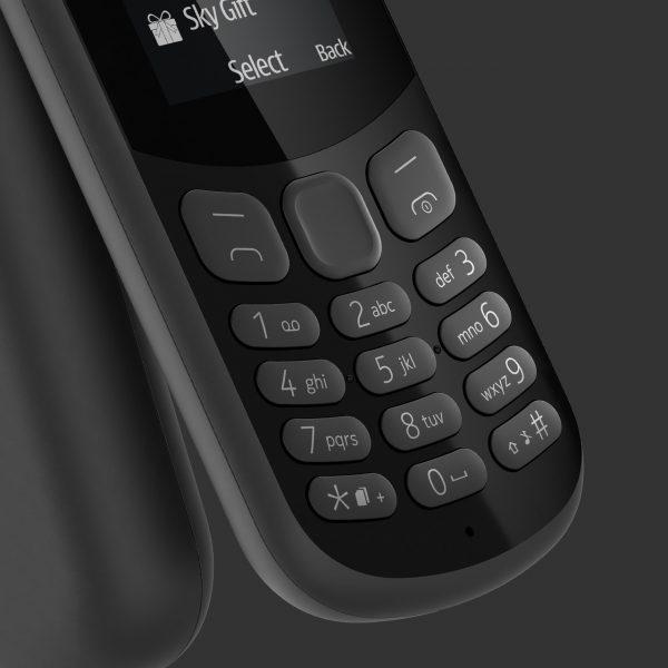 Анонс новых эргономичных телефонов Nokia 105 и Nokia 130 Другие устройства  - nokia_130_2