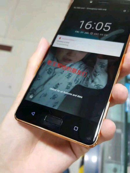 Живые фото Nokia 8 в необычном медном цвете Другие устройства  - nokia_8_copper_wild_05