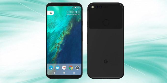 Google Pixel 2 и Pixel XL 2 получат новые немыслимые расцветки Другие устройства  - pixel_2_colors