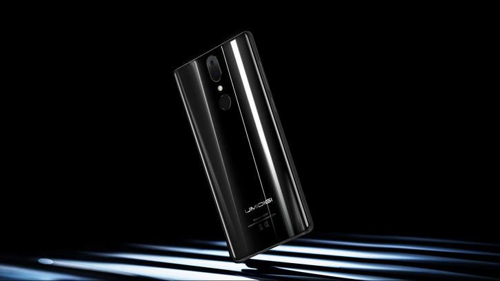 Безрамочный, кристалический смартфон UMIDIGI Crystal и его дата релиза Другие устройства  - umidigi_crystal_date_02