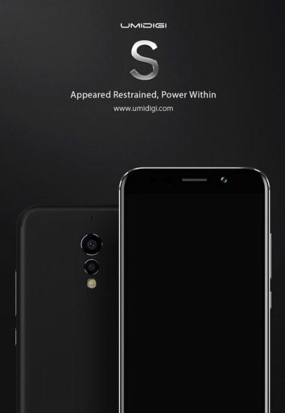 """UMIDIGI представила """"дизайнерский"""" смартфон UMIDIGI S Другие устройства  - umidigi_s_press_02"""