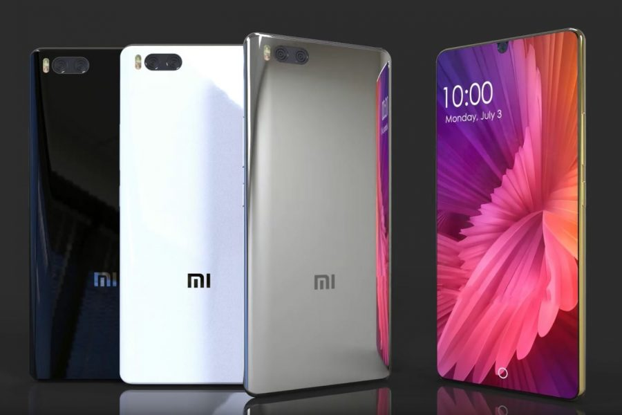 Xiaomi Mi 7 первое видео. Самый лучший в мире смартфон Xiaomi  - xiaomi-mi-6-video-photo-concept-2