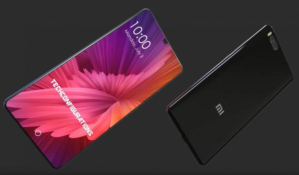 Xiaomi Mi 7 первое видео. Самый лучший в мире смартфон Xiaomi  - xiaomi-mi-6-video-photo-concept-3