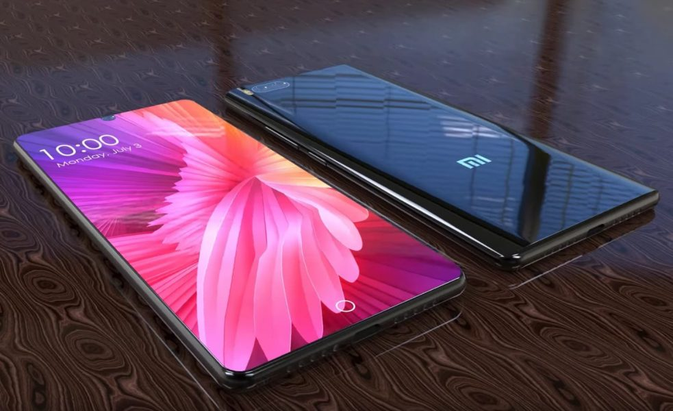Xiaomi Mi 7 первое видео. Самый лучший в мире смартфон Xiaomi  - xiaomi-mi-6-video-photo-concept-4