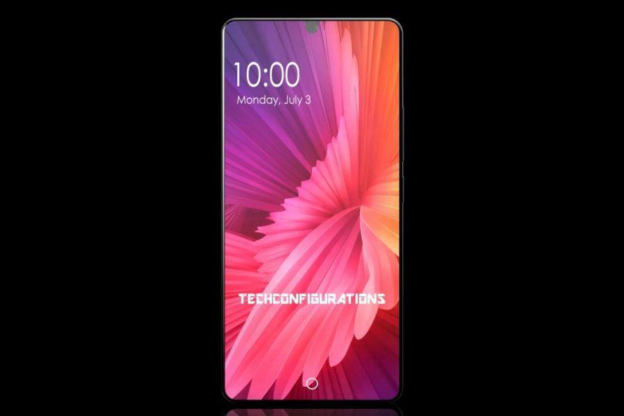 Xiaomi Mi 7 первое видео. Самый лучший в мире смартфон Xiaomi  - xiaomi-mi-6-video-photo-concept-5
