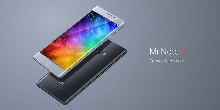 Xiaomi представила новую компромиссную модификацию Mi Note 2 Xiaomi  - xiaomi_mi_note_2_press_01