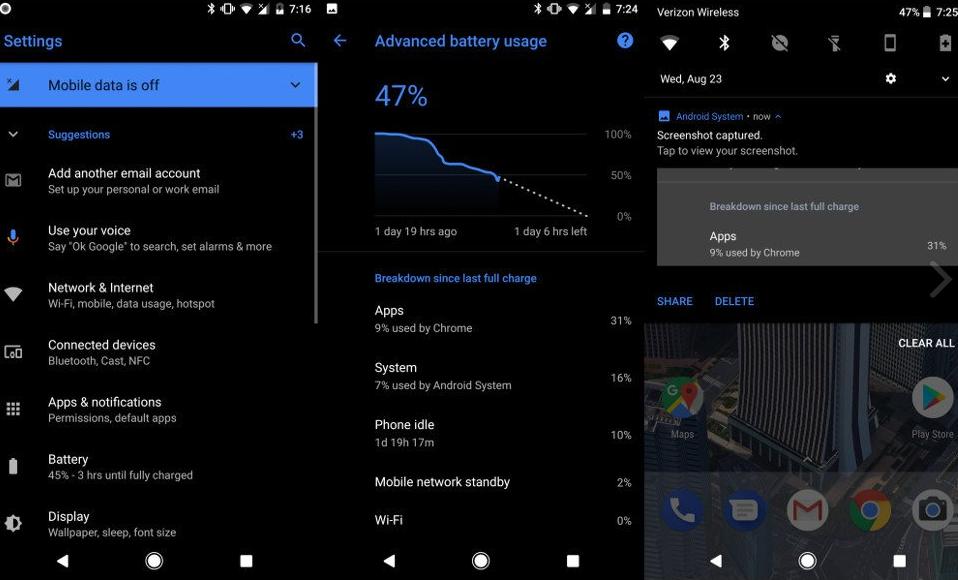 В Android Oreo появится кастомизация без надобности root-прав Другие устройства  - 1_uytctjm