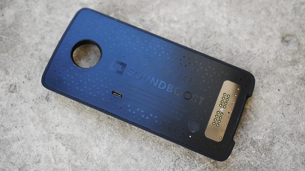 Обзор Lenovo Moto Z2 Play: модульный смартфон среднего класса Другие устройства  - 2-2-1