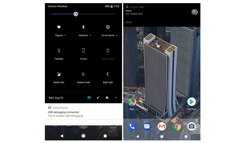 В Android Oreo появится кастомизация без надобности root-прав Другие устройства  - 2_ps8xllt