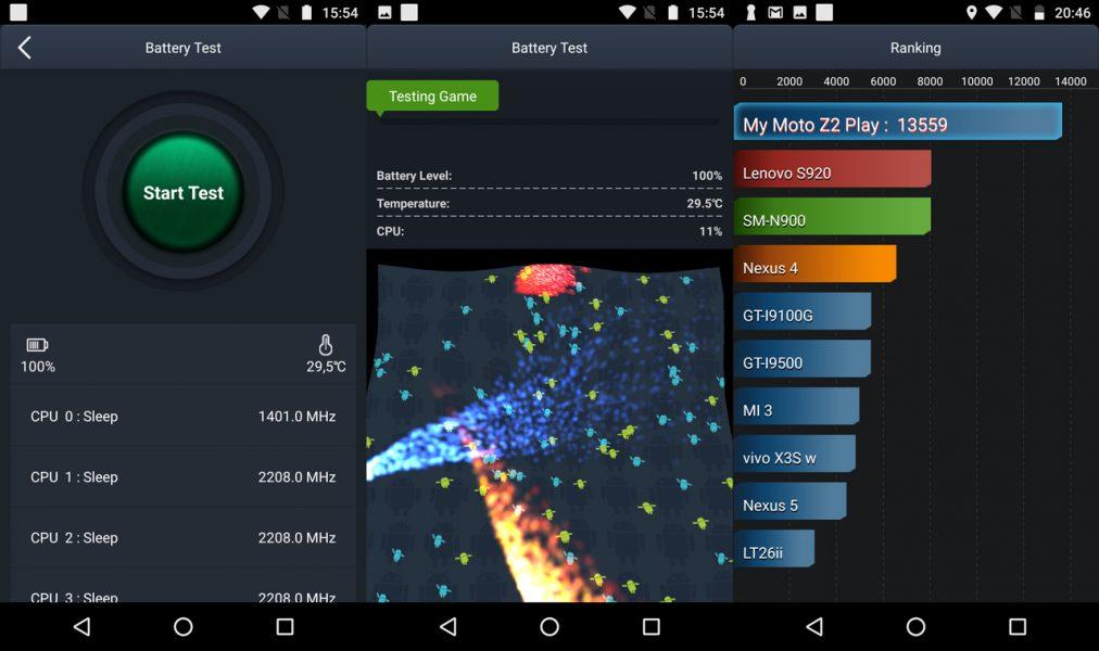 Обзор Lenovo Moto Z2 Play: модульный смартфон среднего класса Другие устройства  - 3-2-1