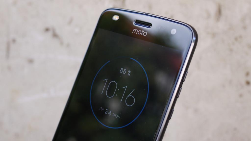 Обзор Lenovo Moto Z2 Play: модульный смартфон среднего класса Другие устройства  - 3-4