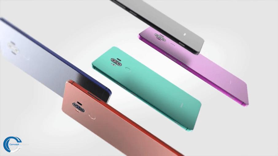 В Сети появилось первое видео концепта Huawei Mate 10 Другие устройства  - 42a8c40d82f9cec884ab2175bce80917