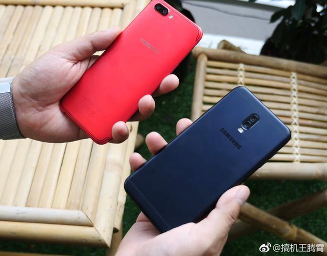 Металлический Samsung Galaxy J7+ на видео. Двойная камера прилагается Samsung  - 5caf8541a589bde6c0bdd08bbd3a3627