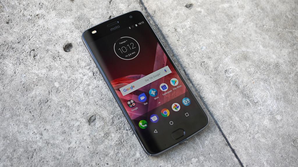 Обзор Lenovo Moto Z2 Play: модульный смартфон среднего класса Other - 9-2-1
