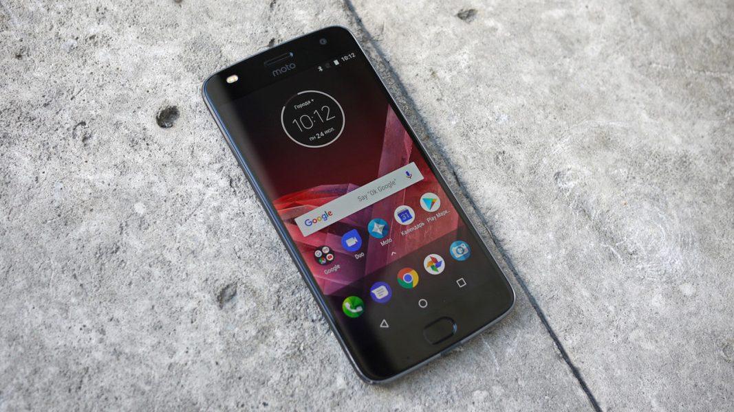 Обзор Lenovo Moto Z2 Play: модульный смартфон среднего класса Other - 9-5