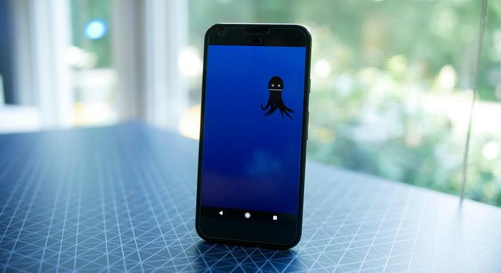 Статуя Android Oreo в штабе Google и пасхалочка  Android 8.0 Другие устройства  - android_oreo_statue_05