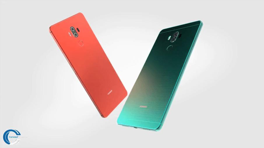 В Сети появилось первое видео концепта Huawei Mate 10 Другие устройства  - b8af0030154f5d37a7dcda535322ffbb