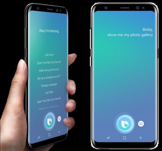 Запуск Samsung Bixby более чем в 200 стран, но только на двух языках Samsung  - galaxy-s8-bixby-tutorial