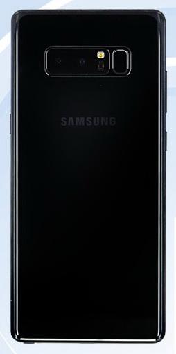 Samsung выпустит упрощенную версию Galaxy Note 8 Samsung  - galaxy_note_8_tenaa_02