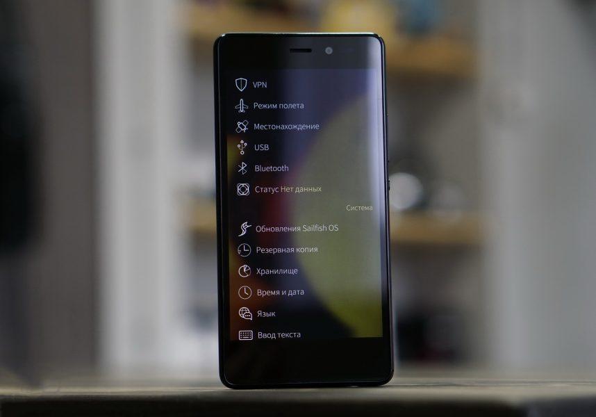 Обзор Inoi R7: необычный смартфон с российским происхождением на системе Sailfish OS Другие устройства  - inoi_r7_obzor_01