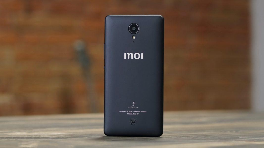 Обзор Inoi R7: необычный смартфон с российским происхождением на системе Sailfish OS Другие устройства  - inoi_r7_obzor_02