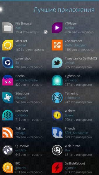 Обзор Inoi R7: необычный смартфон с российским происхождением на системе Sailfish OS Другие устройства  - inoi_r7_screens_52