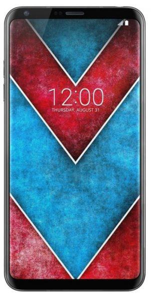 Качественный рендер LG V30. Сравнение с G6 и Samsung Galaxy S8+ LG  - lg_v30_render_01