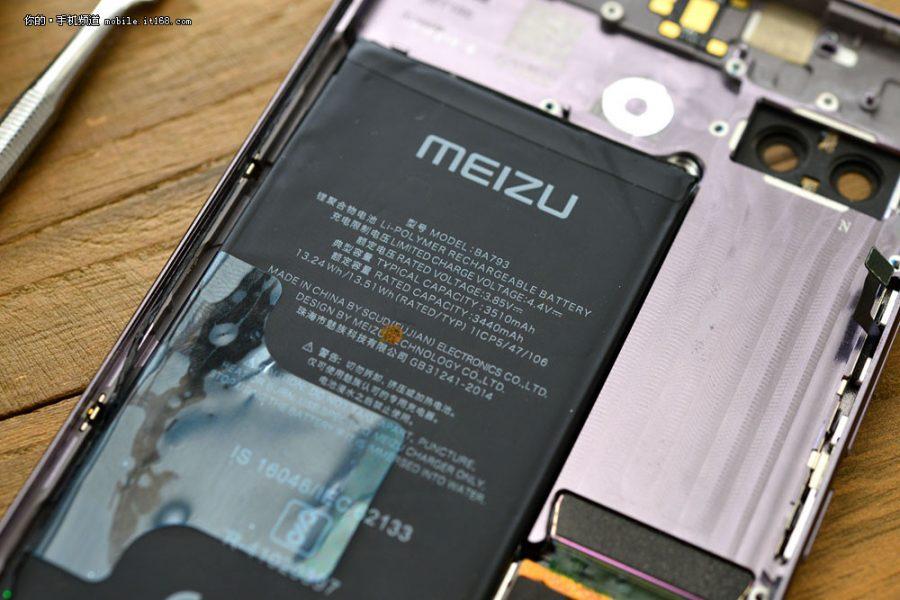 Сумасшедшая разборка Meizu Pro 7 Plus на фото Meizu  - meizu_pro_7_plus_teardown_08