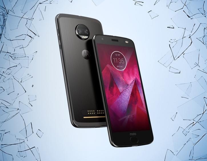 Motorola Moto Z2 Force прошел краштесты, но вот экран... Другие устройства  - moto_z2_force_1_resize