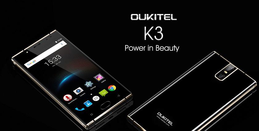 Открылся предзаказ OUKITEL K3 с батарей на 6000 мАч и двумя двойными камерами Other - oukitel-k3-11