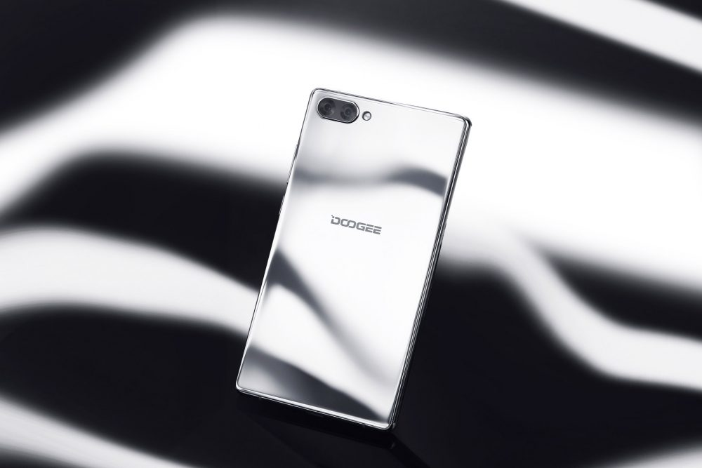 Doogee MIX Silver Limited Edition