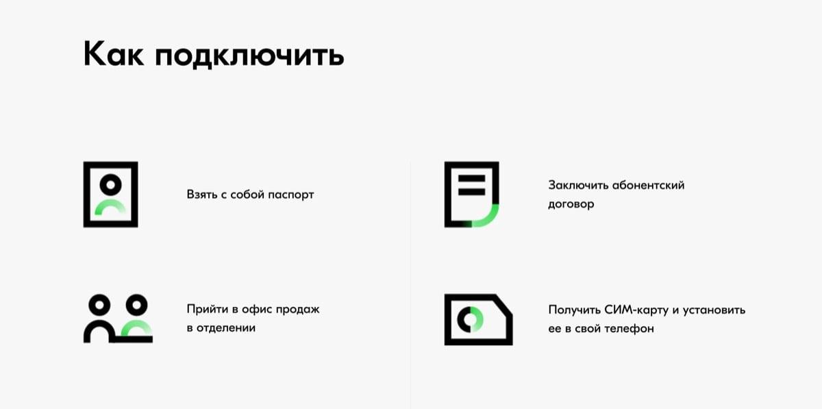 Как стать абонентом бесплатного сотового оператора в России? Приложения  - pogovorim-operator-sberbank-3