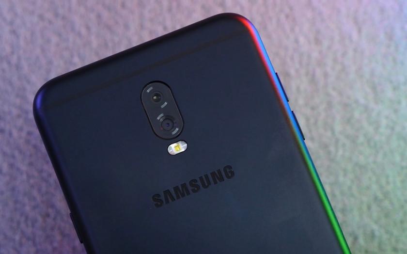 Металлический Samsung Galaxy J7+ на видео. Двойная камера прилагается Samsung  - samsung-galaxy-j7-plus-2017-photos-m