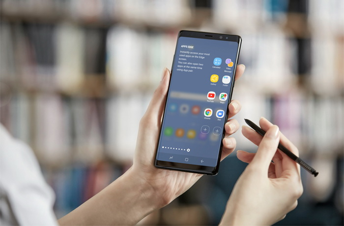 Samsung выпустит упрощенную версию Galaxy Note 8 Samsung  - samsung_galaxy_note_8_promo_08