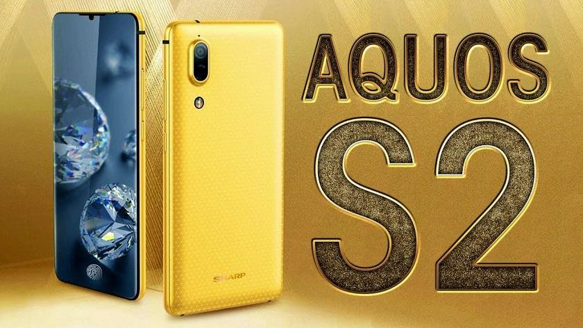 Sharp первой хочет показать смартфон со встроенным в экран дактилоскопическим датчиком Другие устройства  - sharp-aquos_s2