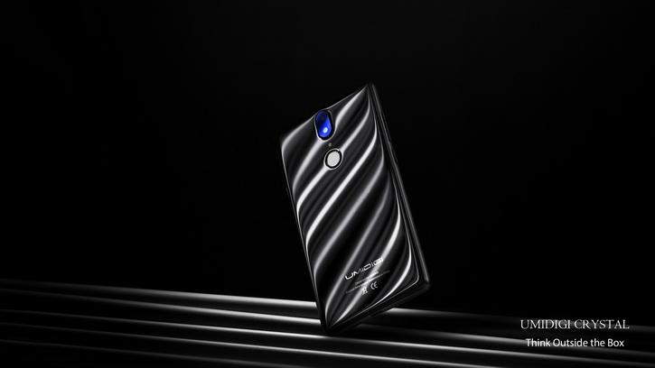 UMIDIGI Crystal и сравнение с iPhone 6 Plus. Официальное видео Другие устройства  - umidigi_crystal_live_02