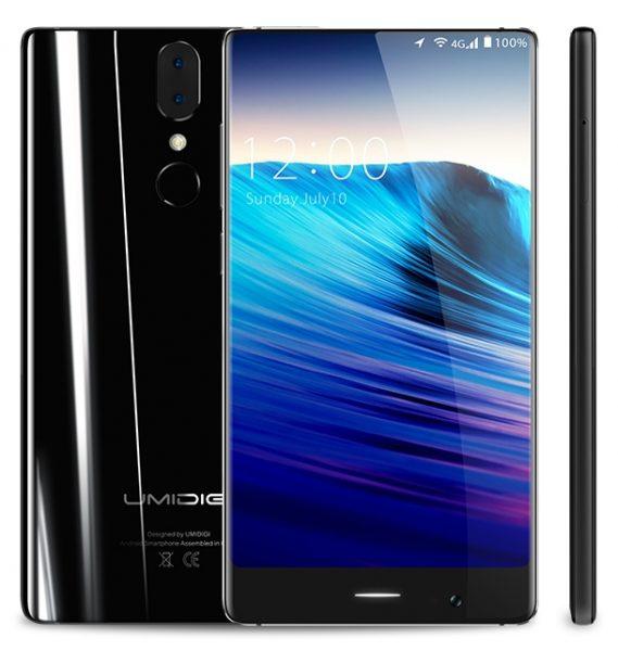 Характеристики безрамочного смартфона UMIDIGI Crystal Другие устройства  - umidigi_crystal_press_01