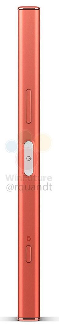 Рендеры Sony Xperia XZ1 Compact в необычном медном цвете Другие устройства  - xperia_xz1_compact_renders_03