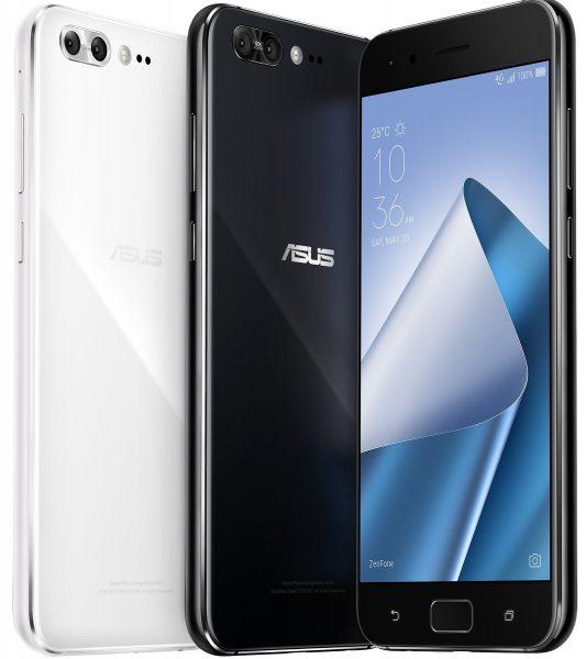 Даты релизов и цены в России на гаджеты ASUS Zenfone 4, 4 Pro, 4 Max и 4 Selfie Другие устройства  - asus_zenfone_4_pro_3