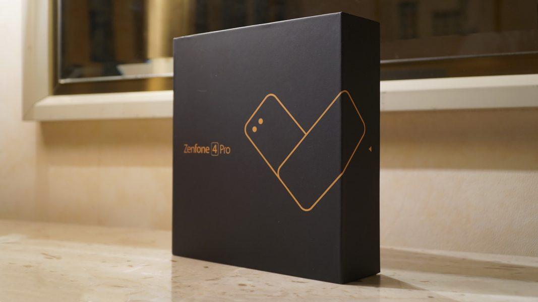 Фото распаковки новенького ASUS Zenfone 4 Pro Другие устройства  - asus_zenfone_4_unbox_01