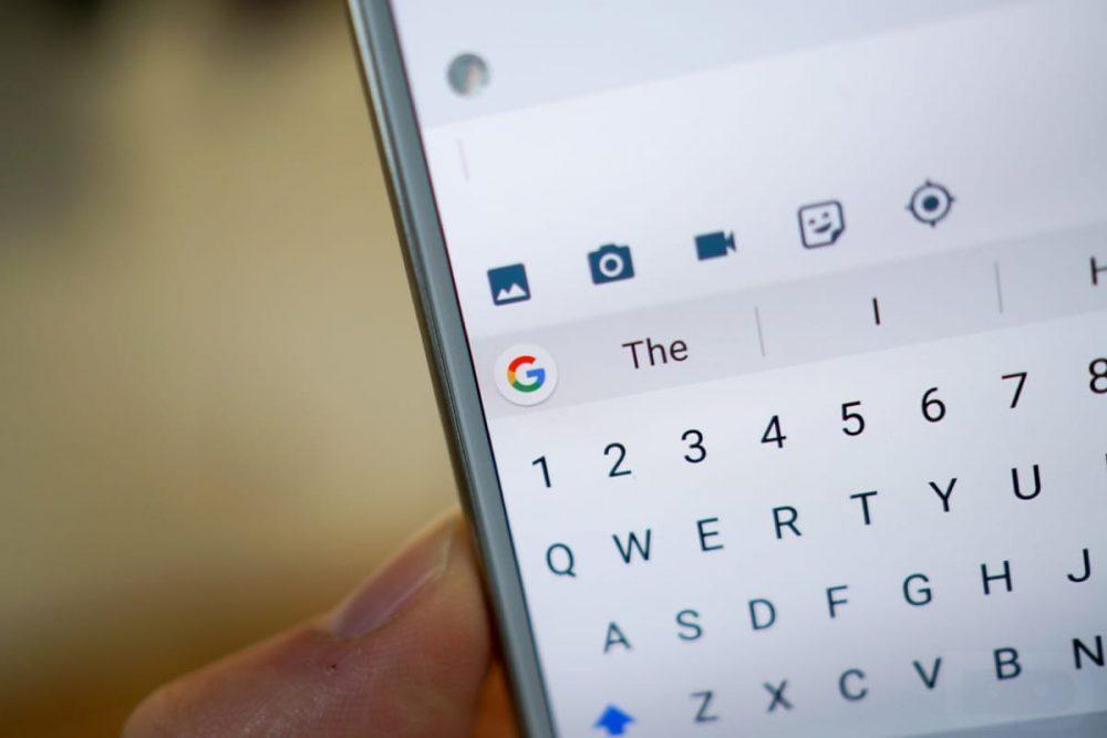 Google выпустила облегчённую версию фирменной клавиатуры gboard go.