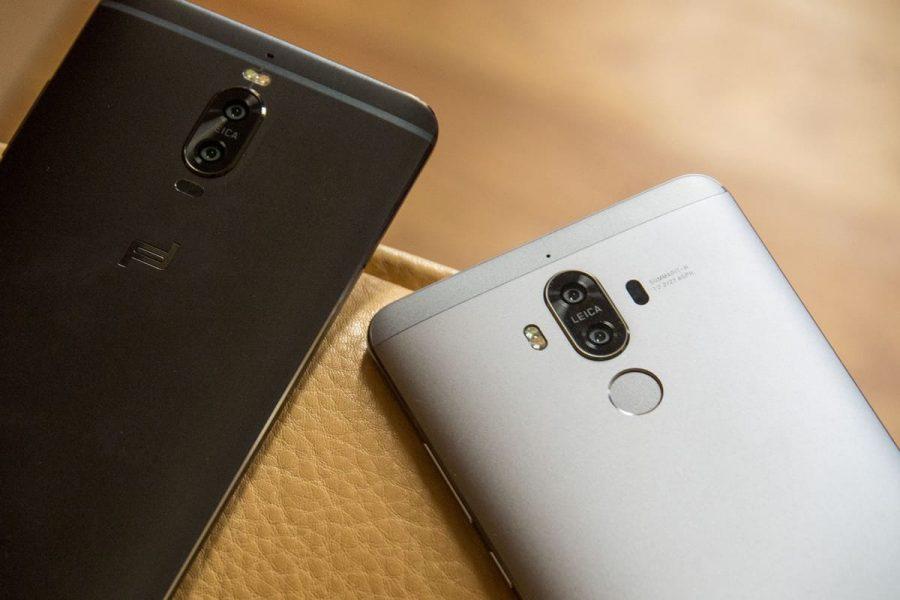 Huawei Mate 10 порвет iPhone X по всем параметрам Huawei  - huawei-mate-10-2